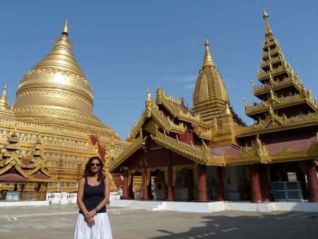 Zelie 2012 Fam, Burma, Temple 629