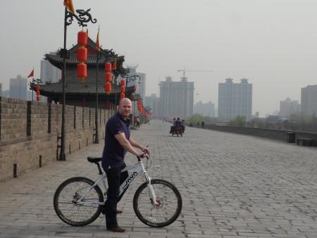 110 Xian Wall