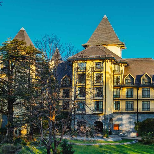 Oberoi Wildflower Hall, Shimla, Himalayas