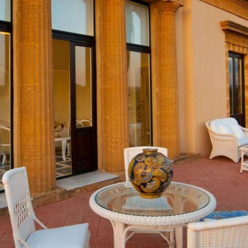 Hotel Villa Athena, Agrigento