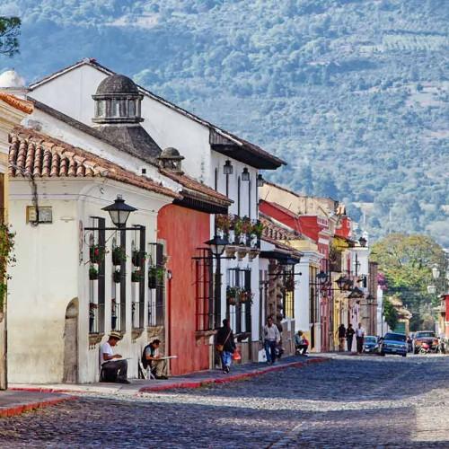 El Convento, Antigua