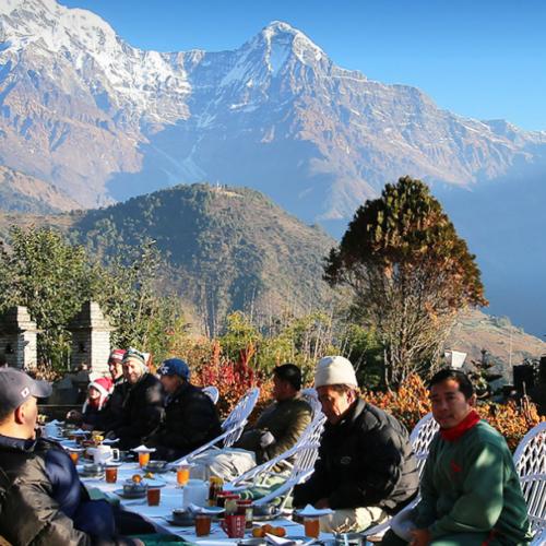Ker & Downey Himalaya Lodge, Ghandruk
