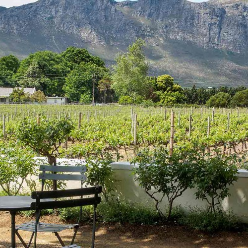 Auberge Clermont, Franschhoek