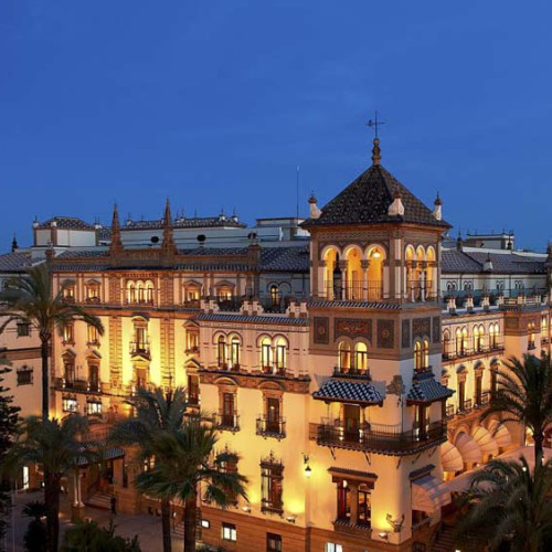 Alfonso XIII Hotel, Seville