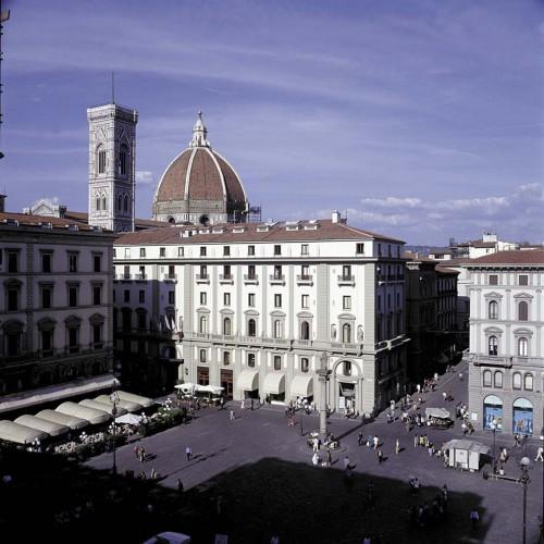 Savoy Hotel, Florence