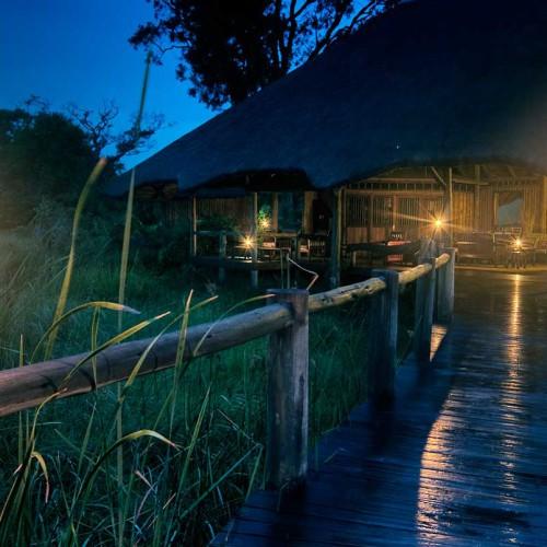 Kwando Lagoon and Lebala, Linyanti