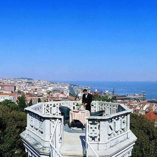Lapa Palace, Lisbon