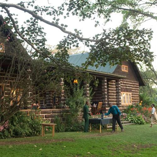 Loldia House, Lake Nalvasha