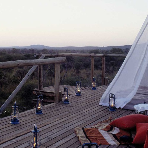 Makanyane Safari Lodge, Madikwe