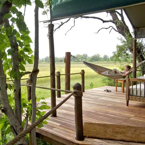 Sanctuary Stanley's Camp, Okavango