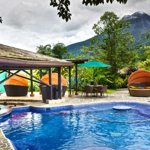 Arenal Nayara Spa Hotel & Gardens, Arenal
