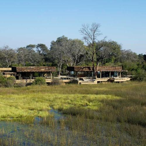 Vumbura Plains Camp, Okavango Delta