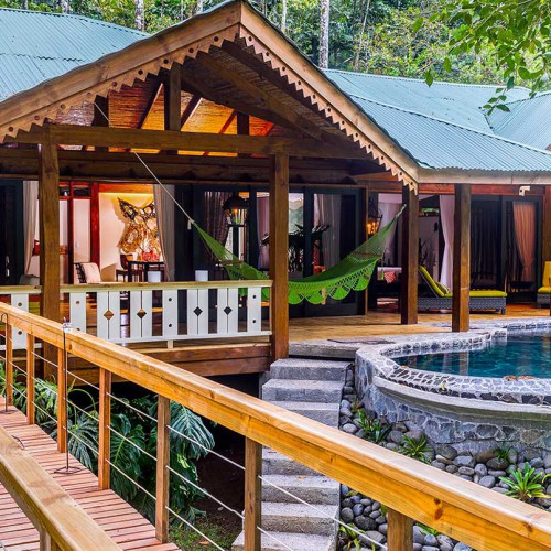 Pacuare Lodge, Pacuare River