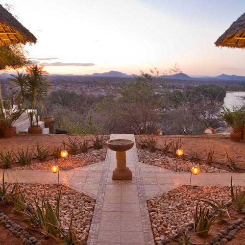 Sasaab, Samburu National Reserve