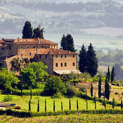 Hotel Le Fontanelle, Tuscany