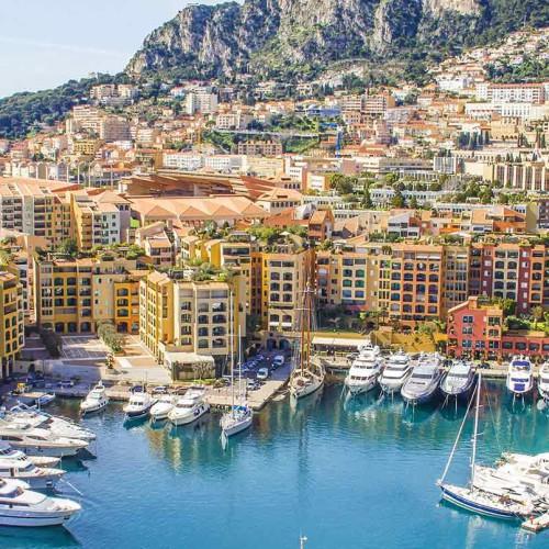 Fairmont, Monte Carlo, Monaco