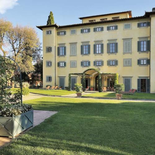 Hotel Villa La Massa, Tuscany