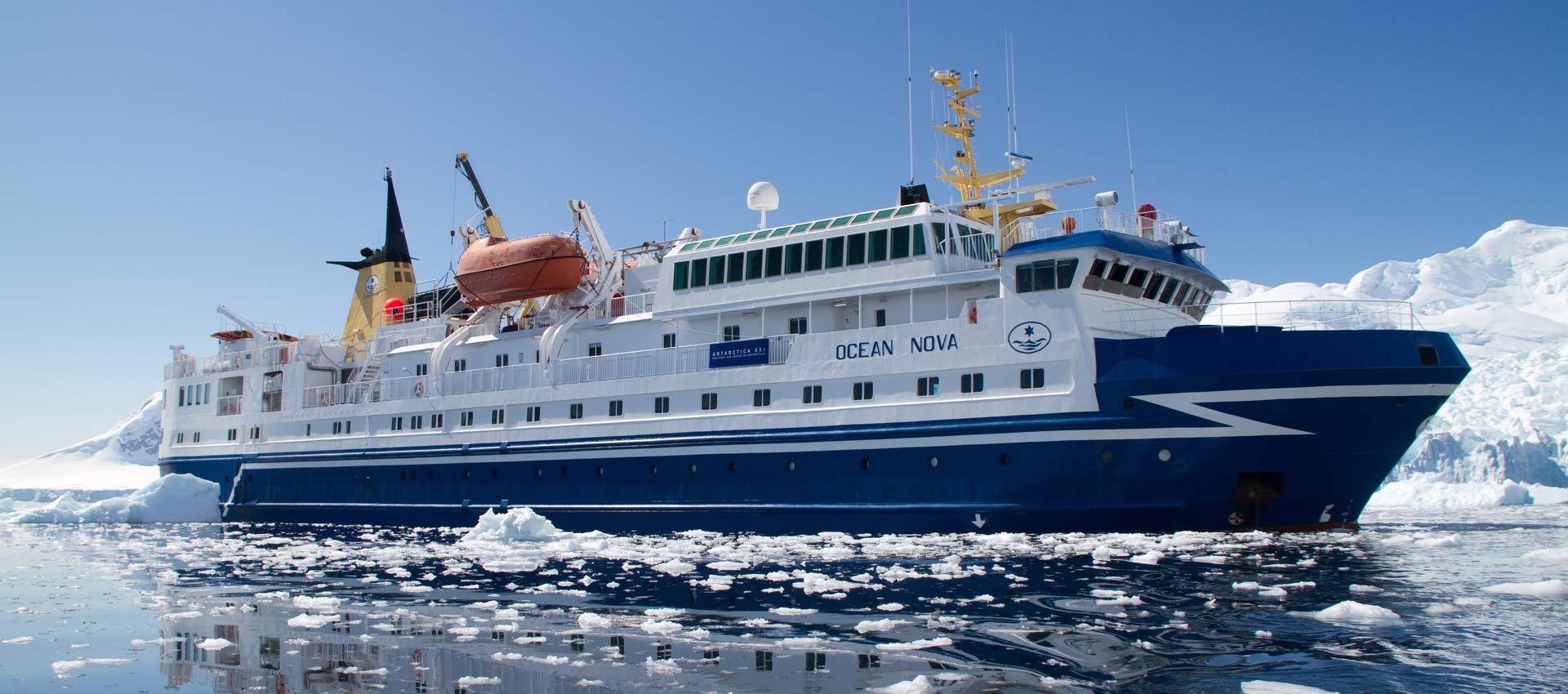 Ocean Nova Cruises