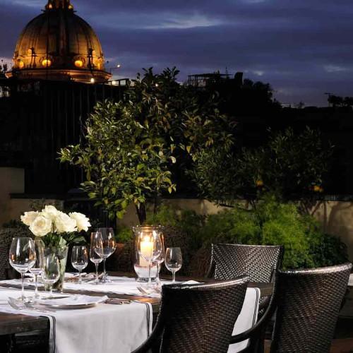 Hotel d'Inghilterra, Rome