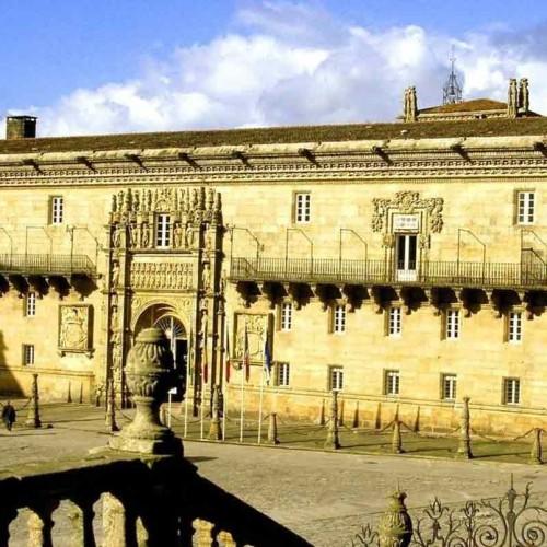 Parador de Santiago de Compostela, Galicia
