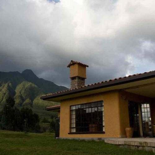 Sabyinyo Silverback Lodge, Parc National des Volcans