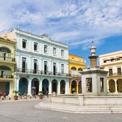 Parque Central Hotel, Havana