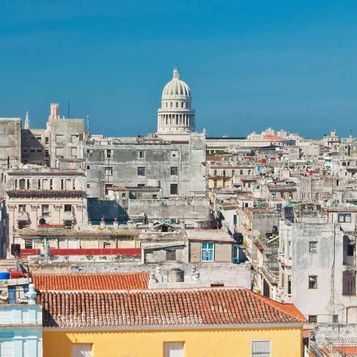 Santa Isabel Hotel, Havana