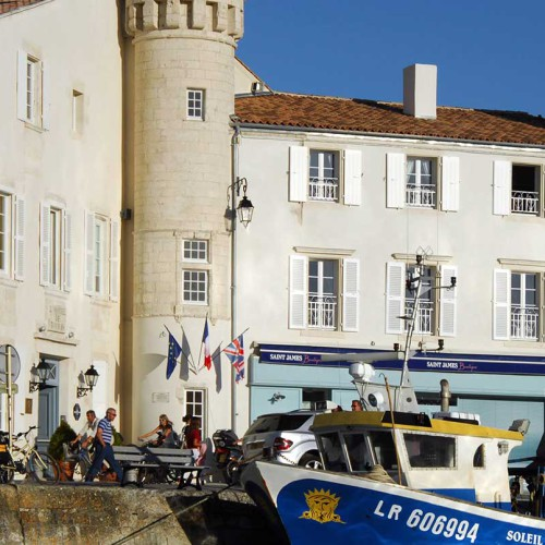 Hôtel de Toiras, Ile de Ré