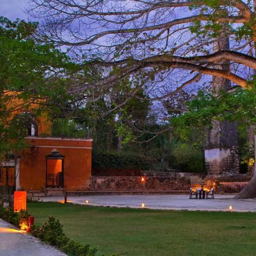 Hacienda Uayamon, Campeche