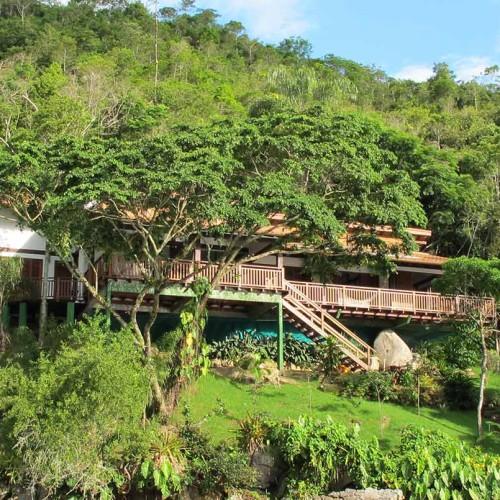 Casa Cairucu, Paraty
