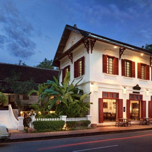 Hotel 3 Nagas, Luang Prabang