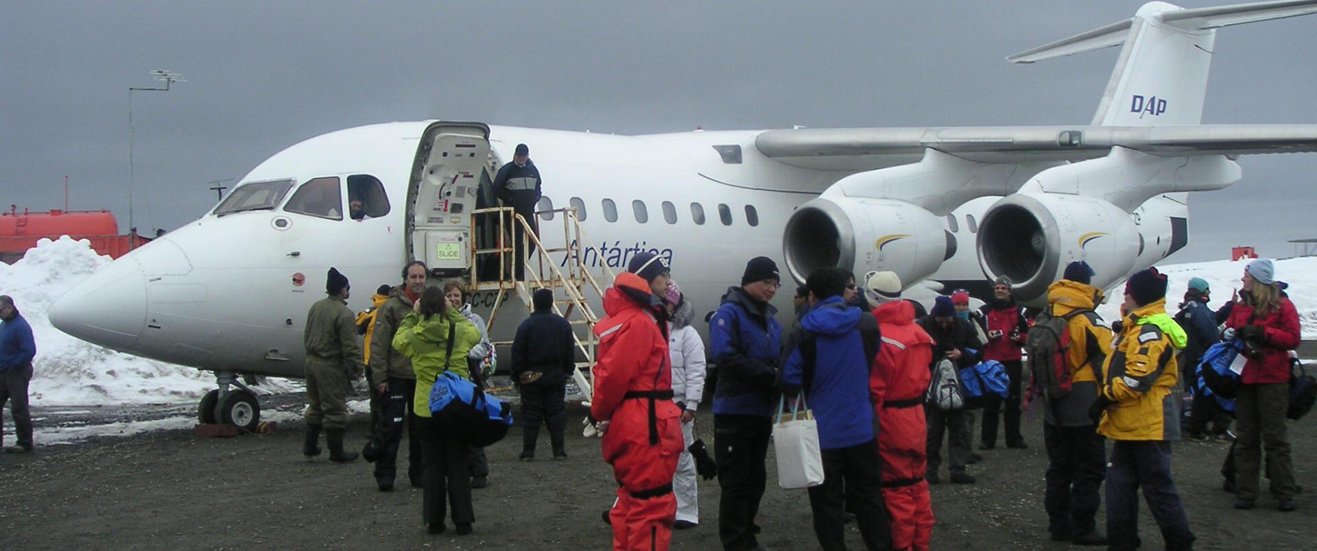 Classic Antarctic Fly Cruise