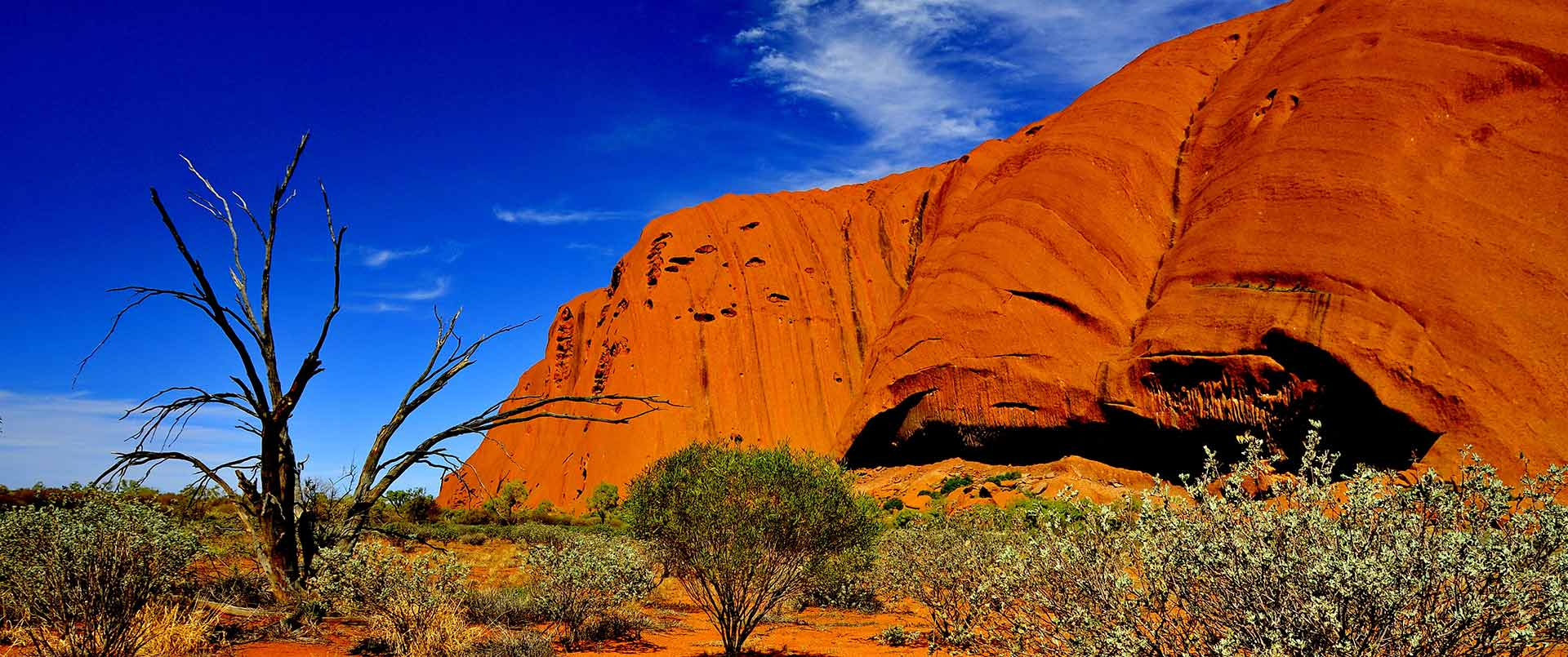 Red Centre in Luxury