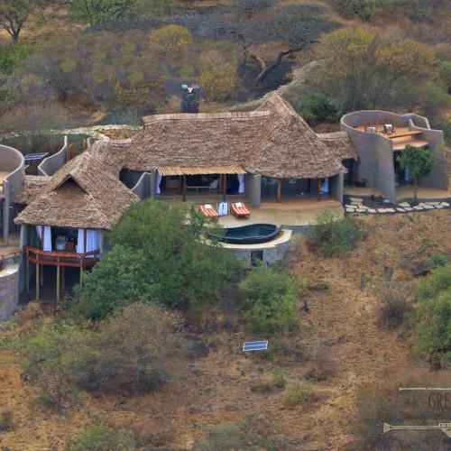 Ol Donyo Lodge, Chyulu Hills
