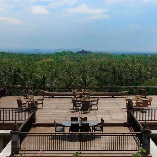 Plataran Borobudur Resort & Spa, Java