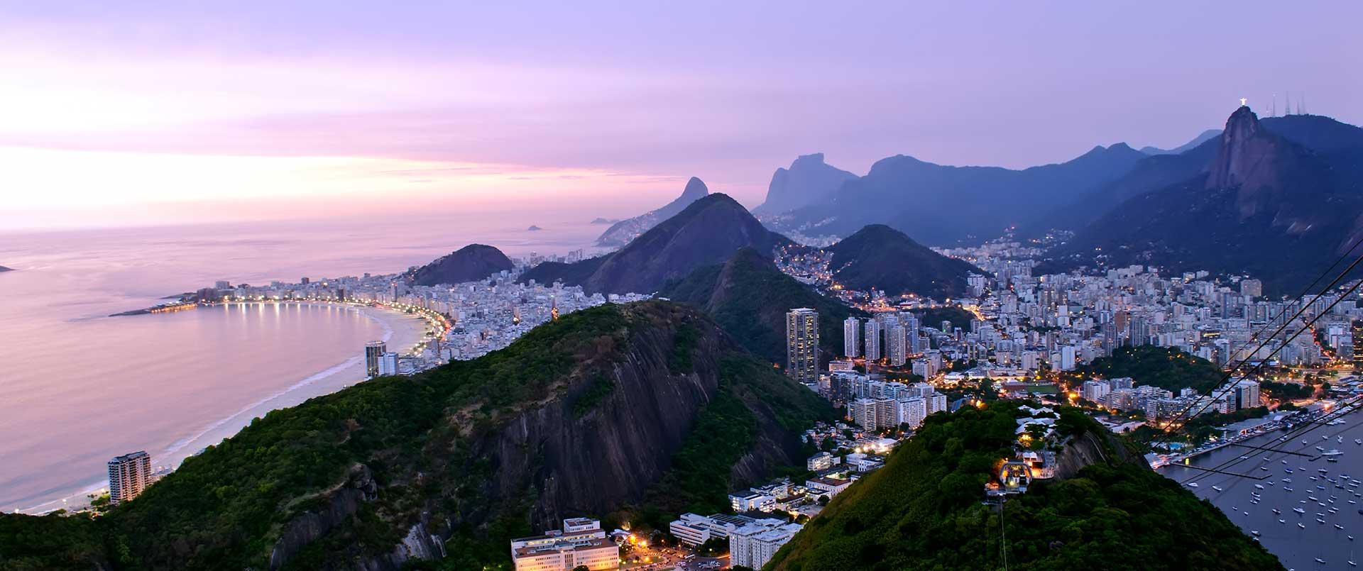 Highlights of Southern Brazil