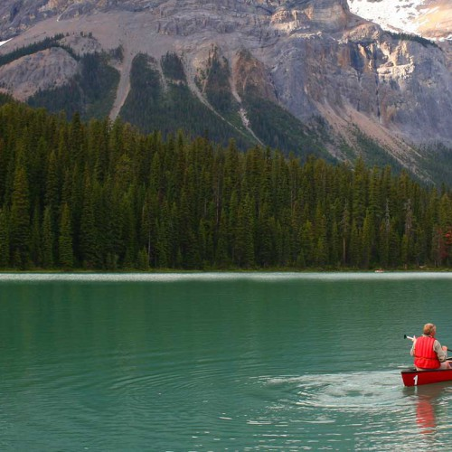 Alberta & British Columbia – Mountains, Lakes, Lodges