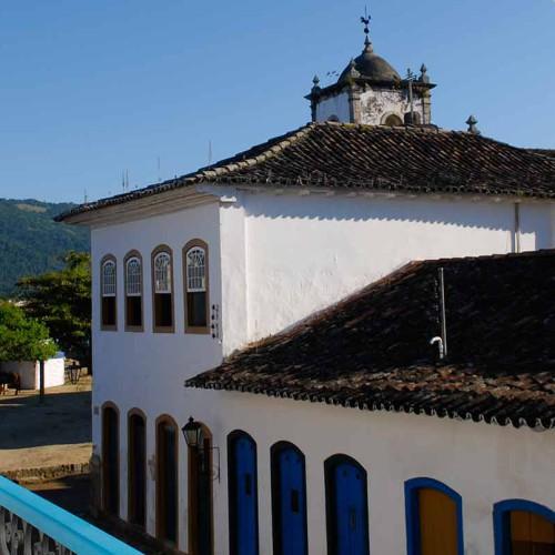 Casa Turquesa, Paraty