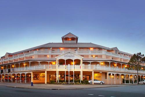 The Esplanade Hotel, Fremantle