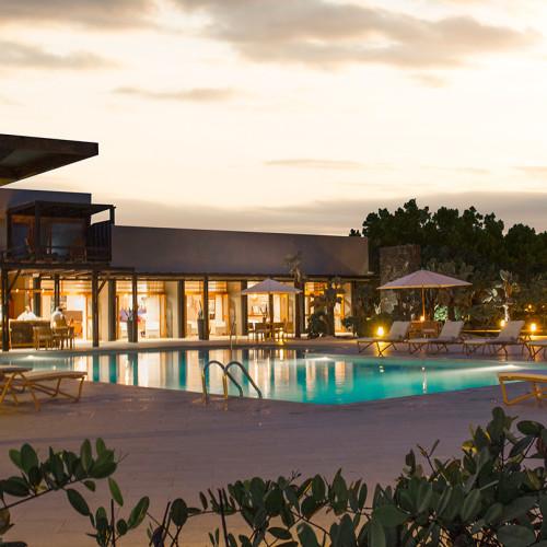 Finch Bay Hotel, Santa Cruz Island