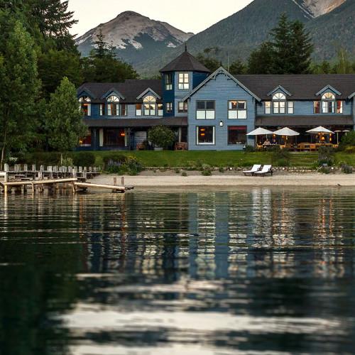 Las Balsas, Villa La Angostura, Lake District