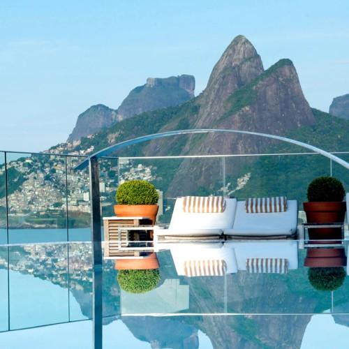 Fasano Hotel, Rio de Janeiro