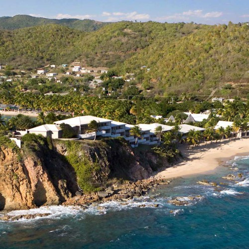 Curtain Bluff, Antigua