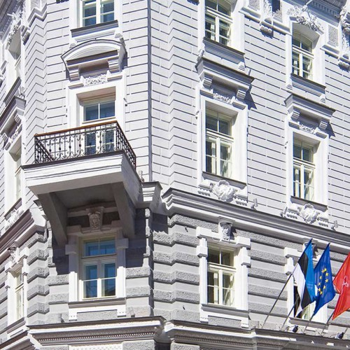 Hotel Telegraaf, Tallinn