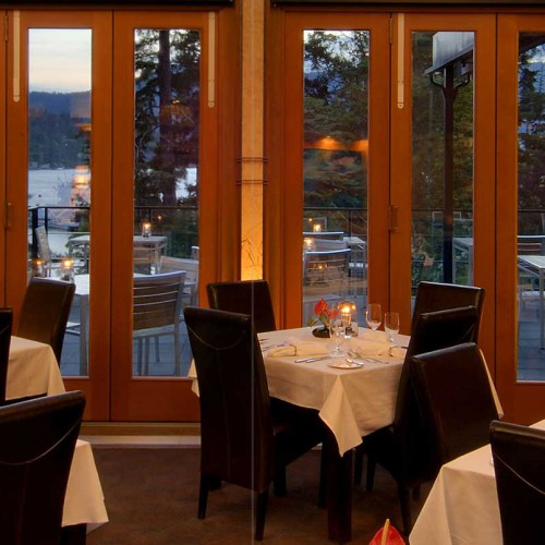 Brentwood Bay Lodge and Spa, Victoria