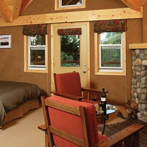 Buffalo Mountain Lodge, Banff National Park