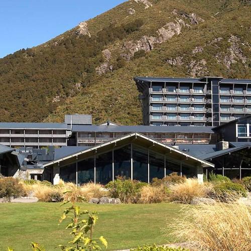 The Hermitage Hotel, Aoraki Mount Cook