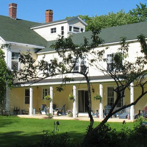 Hillsdale House, Annapolis Royal