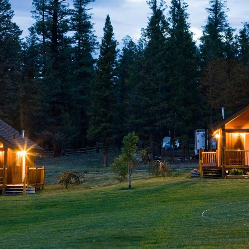 Echo Valley Ranch & Spa, Southern Chilcotin Mountains