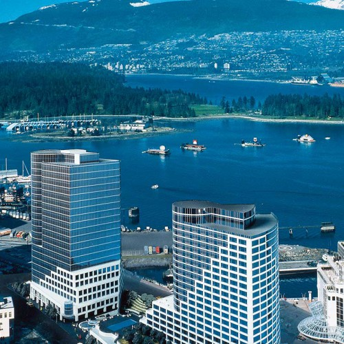 Fairmont Waterfront, Vancouver